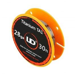 Титановая проволока UD Titanium TA1