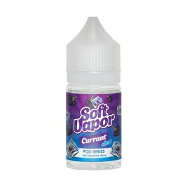 Soft Vapor Pod Series Currant + ICE
