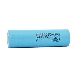 Samsung INR18650-25R 2500 mAh