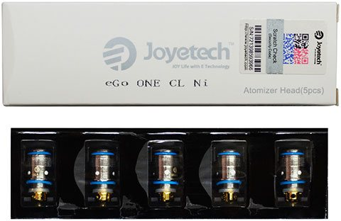 Joyetech eGo ONE CL Ni в упаковке