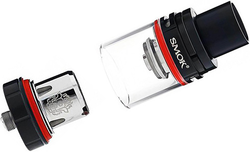 Стекло для SMOK TFV8 X-BABY