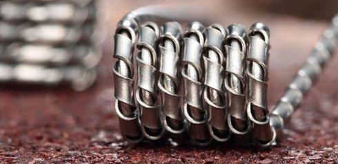 Tiger Coil (готовая спираль)
