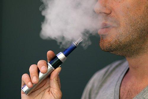 Вредность электронной сигареты